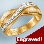 Eternity Couples Ring