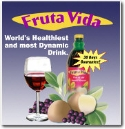 Fruta Vida Travel Bottles - 2
