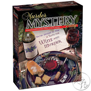 Murder Mystery Wine Game