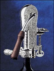 Clamp Set - Nickel Plated