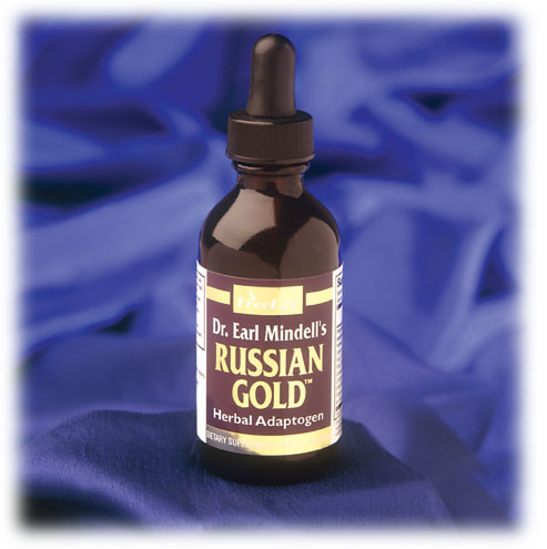 Earl Mindell's Russian Gold?