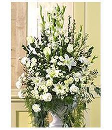 Urn Flower Arrangement