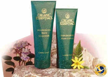 Nourishing Body Cleanser & Replenishing Body Lotion