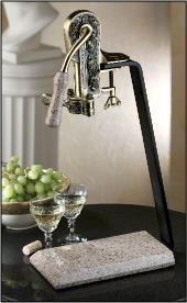 Estate Antique Bronze - Combo w/ Desert Sand Granite Table