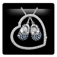 Love with Blue Sapphires