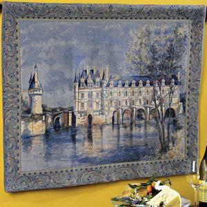Loire Chateau Tapestry only