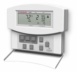 Temperature Alarm System